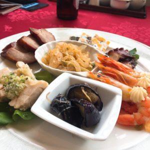 ③東天閣さんで中華料理を頂きました😻 写真がなくて申し訳ないのですがここのエビチリが凄く美味しかったです😋✨