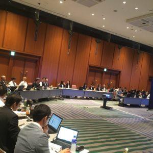 ❶先週滋賀県で全体会議があったので参加させて頂きました♪