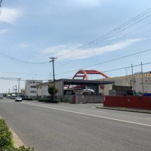 本日は魚崎エリアで営業活動をしていました。もちろん派遣先へ訪問します!NT from 西宮