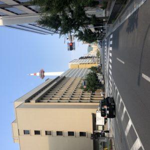 今日は京都駅近くにある取引先様の本社を訪問致しました。久しぶりの京都タワーです。京都府民ですが、実は登ったことがありません・・・YK from 京都南